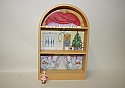 Hallmark 1996 The Nutcracker Ballet Ornament & Display Stage 1st In Series QXM4064 Damaged Box