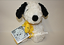 Hallmark Peanuts Happiness Is A Hug Snoopy and Woodstock Plush PAJ1122