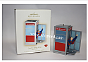 Hallmark 2007 Quick Change Artist Superman Ornament QXI4189
