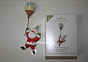 Hallmark 2011 Five Sweet Years Ornament Santas sweet ride Special Edition Limited Quantity QXE3069