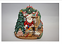 Hallmark 2006 A Glimpse of Santa Club Ornament KOC QXC6007