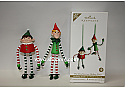 Hallmark 2011 The Mischievous Hiding Elves QXG4709 Damaged Box