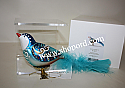 Hallmark 2016 Winters Bird Heritage Collection Ornament HDR1513 Damaged Box