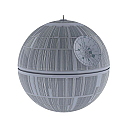 Hallmark 2017 Keepsake Death Star Ornament QXI1512