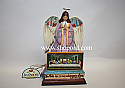 Jim Shore In Remembrance Of Him Last Supper Angel Figurine 4031215