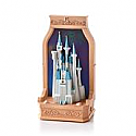 Hallmark 2013 Cinderella's Castle Ornament Disney Cinderella (Magic) QXD6092