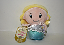 Hallmark itty bitty 2016 Holiday Barbie Plush KDD1093