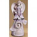 Enesco Foundations Grandmother Angel Figurine 4014325