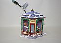 Hallmark 2002 Village Toy Shop QLX7676 Ornament in White Box