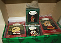Hallmark 1997 Membership Kit Includes 4 Ornaments Collect A Christmas Classic 78DH4126