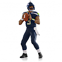 Hallmark 2015 NFL Russell Wilson Seattle Seahawks Ornament 21st In The Football Legends Series QX9249