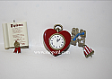Hallmark 2015 Limited Quantities A Brain A Heart The Nerve The Wizard Of Oz Miniature Ornament Set of 3 QXE3749