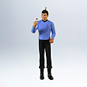 Hallmark 2012 Dr Leonard (Bones) McCoy Ornament 3rd in the Star Trek Legends series QX8244