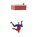 Hallmark 2013 Here Comes the Spider Man Ornament (Magic) QXI2002