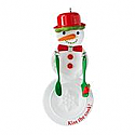 Hallmark 2013 Kiss the Cook Ornament QXG1012