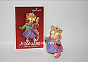 Hallmark 2004 My Third Christmas Childs Age Collection Girl Ornament QXG5691