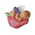 Hallmark 2013 Little Sweet Pea Fairy (Miniature Ornament) QXM8515