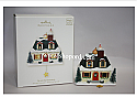 Hallmark 2007 Up on the Housetop Magic Ornament QXG7227