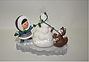 Hallmark 2001 Frosty Friends 22nd In The Series QX8012