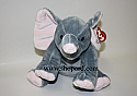 "Ty Winks Elephant 8"" Plush 3229"