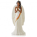 Hallmark 2014 Angel of Prayer Ornament QGO1526