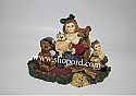 Boyds Yesterdays Child - Kelly and Company (The Bear Collector) #3542