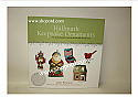 Hallmark Keepsake Ornament Book 2007 Hard Cover BOK6072