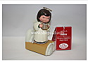 Hallmark 2012 Wireless Children's Angel Choir - Faith with Harp XKT1042
