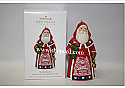 Hallmark 2010 Switzerland Santas From Around the World Keepsake Ornament Club QXC1023