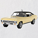 Hallmark 2018 Keepsake 1968 Chevrolet Nova SS Ornament QX9316