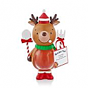 Hallmark 2013 Reindeer Food Ornament QXG1545