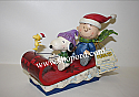 Jim Shore Peanuts Snow Day Figurine 4052726
