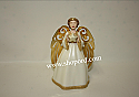 Hallmark 2001 Graceful Angel Ornament Tree Topper QXM5385 Damaged Box