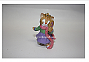 Hallmark 2006 My Third Christmas Ornament Childs Age Collection Girl QXG2893