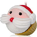 Hallmark 2014 Sweet St Nick Ornament 5th in the Christmas Cupcake series QX9106