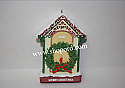 Dayspring 2003 Christmas Wreath Ornament Dated Christmas Celebration Collection QDS8035
