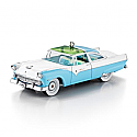 Hallmark 2013 Ford 1955 Fairlane Crown Victoria Skyliner Ornament 23rd in the Classic American Cars series QX9185