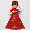 Hallmark 2018 Keepsake Heirloom Angels Ornament QX9373