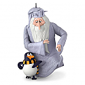 Hallmark 2016 Winter Warlock Santa Claus Is Coming To Town Ornament QXI3174