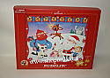 Hallmark Rudolph The Red Nose Reindeer Family Puzzle XKT1481