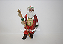 Hallmark 1999 Joyful Santa Ornament 1st In The Series QX6949