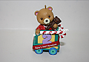 Hallmark 2001 Babys Second Christmas Ornament Childs Age Collection QX8382