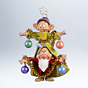 Hallmark 2012 A Very Merry Christmas Tree Ornament Walt Disney's Snow White and the Seven Dwarfs QXD1014