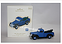 Hallmark 2007 Chevrolet 1947 Pickup Ornament All American Trucks GM 13th in the series QX2369