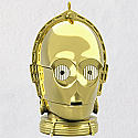 Hallmark 2018 Keepsake C-3PO Ornament QXI3306
