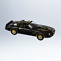 Hallmark 2012 Pontiac 1977 Trans Am Special Edition Ornament 22nd in the Classic American Cars series QX8231