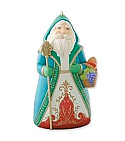 Hallmark 2014 Santa's From Around the World France Keepsake Ornament Club (KOC) QXC5103