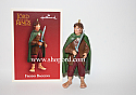 Hallmark 2004 Frodo Baggins Ornament Lord of the Rings QXI8624 Damaged Box