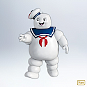 Hallmark 2012 Stay Puft Marshmallow Menace Ornament Ghostbutsters QXI2954