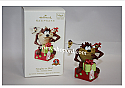 Hallmark 2008 Naughty or Nice Taz Ornament Looney Tunes Magic QXI4194